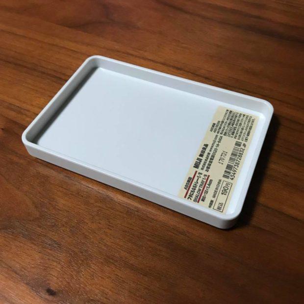 A7サイズということはRHODIA No.11などのA7サイズのメモ帳がぴったり収まるサイズなのかなと思い、試して見たのですが、、、