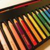 1本で3役!クレヨン・色鉛筆・水彩を楽しむ「woody 3in1 」